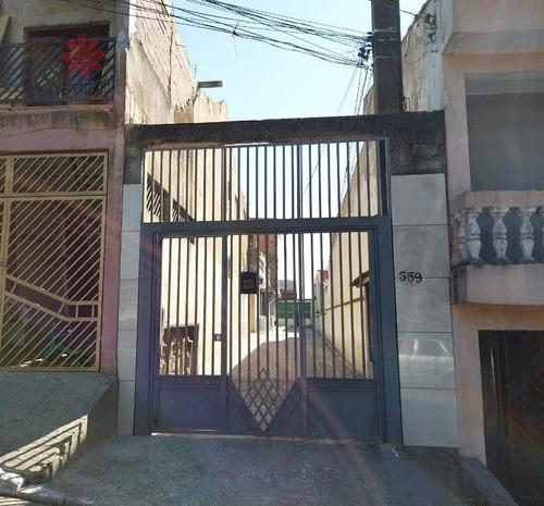 Imagem 1 de 15 de Casa Sobrado Condomínio Para Venda, 2 Dormitório(s) - 1670