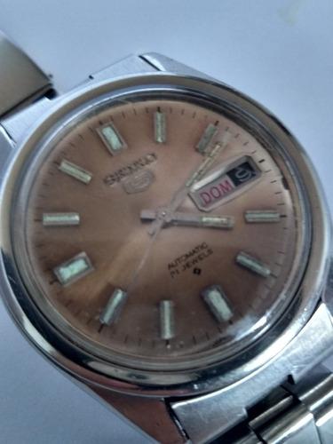 Relógio Seiko 5 Automático Usado