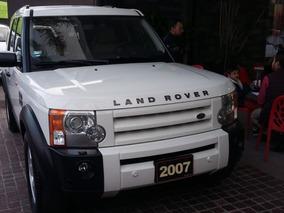 Land Rover Lr3 Hse V8 Piel 7 Asientos Qc At 2007