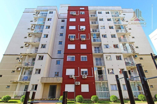 Vendo Apartamento De Dois Dormitórios Com Garagem No Bairro Fátima Em Canoas Rs - Ap4140