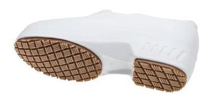 Sapato Eva Marluvas Branco 41 Par