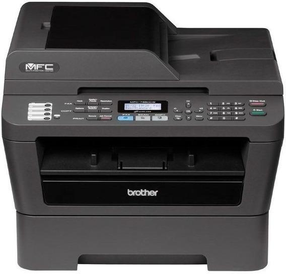 Impressora Laser Mono Brother Mfc-7460 (recondicionada)