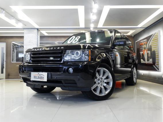 Land Rover Range Rover Sport Tdv8 2008 Blindado