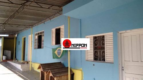 Casa Com 2 Dormitórios À Venda, 230 M² Por R$ 371.000 - Vila Maranduba - Guarulhos/sp - Ca0198