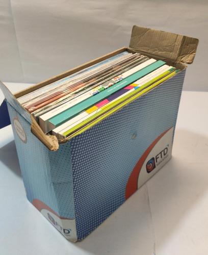 Box Sistema De Ensino Ftd Ensino Médio