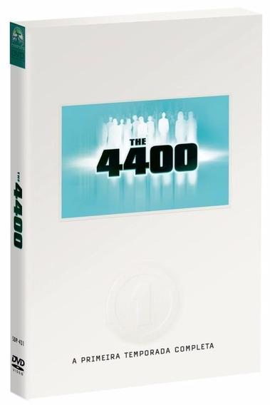 Dvd The 4400 - 1ª Temporada - 2 Discos