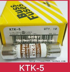 Fusível Limitron Ktk-5 Buss Fuses Leilão Rádio Globo