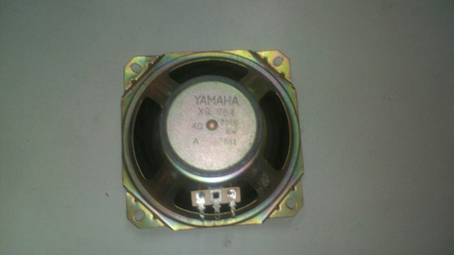 Parlante Yamaha Gran Rango Dinámico 4ohms 8w 4  De Diametro