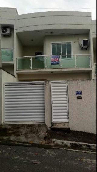 Casa Com 3 Quartos Sendo 2 Suítes Com 105m