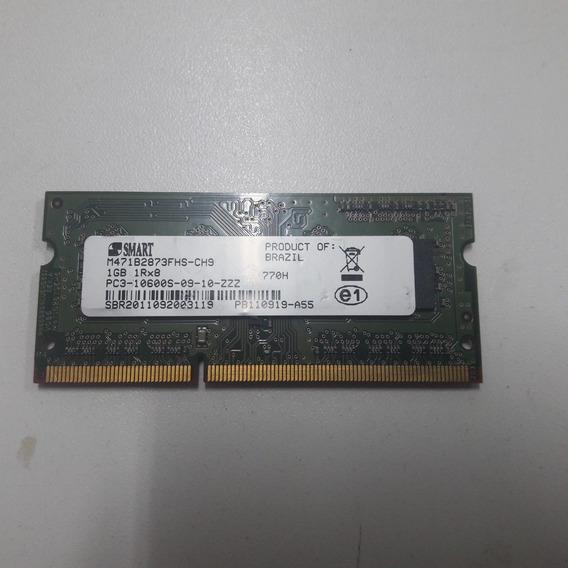 Memoria Ram Notebook Ddr3 1gb Usada