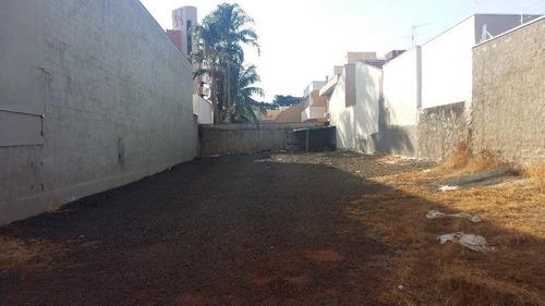 Terreno À Venda, 407 M² Por R$ 500.000,00 - Residencial Boa Vista - Americana/sp - Te0153