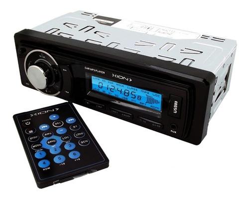 Radio De Auto Radios Autos Xion Cs188 Bluetooth 50wx4 Dimm