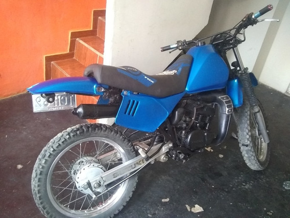 Zusuki Ts125 Modelo 93 Freno De Disco Color Azul