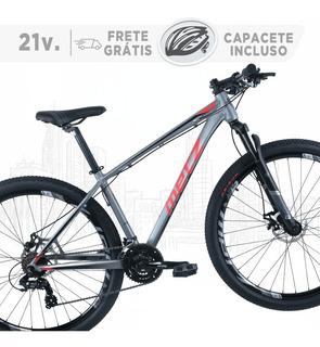 Bicicleta Metz 21v Shimano