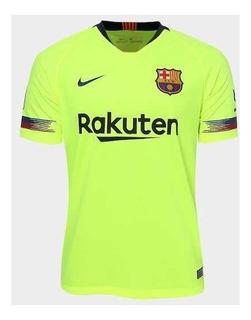 Camisa Barcelona 2018/2019 Nike Original Oficial