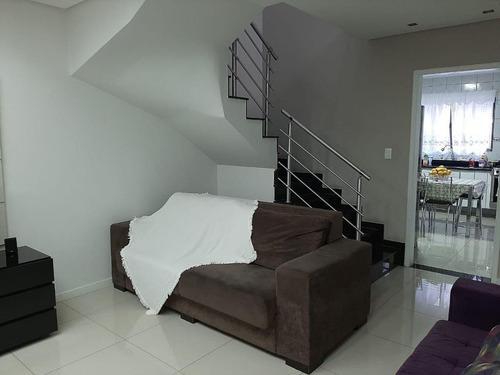 Imagem 1 de 25 de Sobrado Com 3 Dormitórios À Venda, 176 M² - Independência - São Bernardo Do Campo/sp - So20338