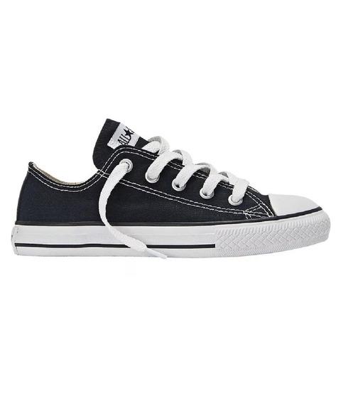 Zapatillas Converse All Star Bebe - Negro