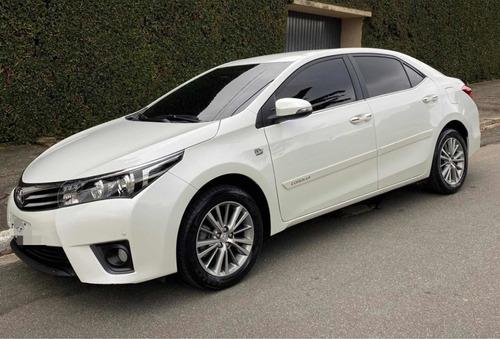 Imagem 1 de 12 de Toyota Corolla 2015 2.0 16v Altis Flex Multi-drive S 4p