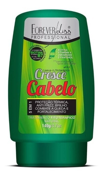 Leave-in Cresce Cabelo Forever Liss 140g