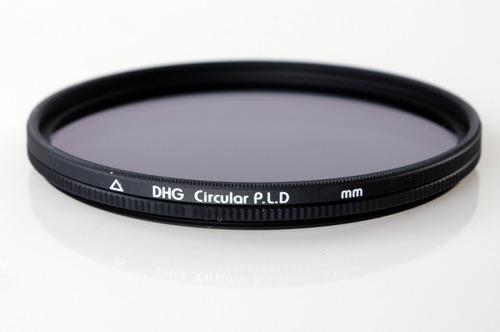Filtro Polarizador Circular Pld Dhg Marumi De 67mm