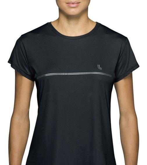 Camiseta T-shirt Poliamida Básica Feminina Lupo 77052 Full