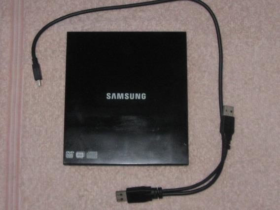 Reproductor Dvd Externo Marca Samsung
