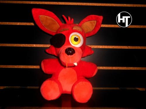 Five Nights Freddy, Foxy, Peluche, Funko, 11 Pulgadas