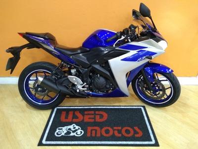 Yamaha R3 320 2016 Azul