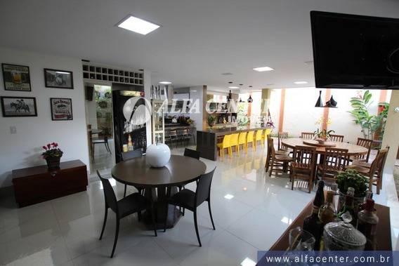 Sobrado Com 4 Dormitórios À Venda, 338 M² Por R$ 1.700.000 - Jardins Valencia - Goiânia/go - So0283