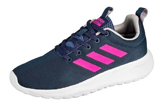 Tenis adidas Lite Racer Cln Marino Tallas De #17 A #21 Niña
