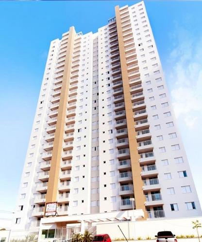 Imagem 1 de 19 de Apartamento 2 Quartos Santo Andre - Sp - Bairro Campestre - Rm25ap