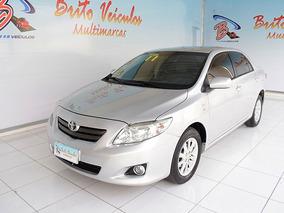 Toyota Corolla 1.8 Xli 16v Flex 4p Automático 2011