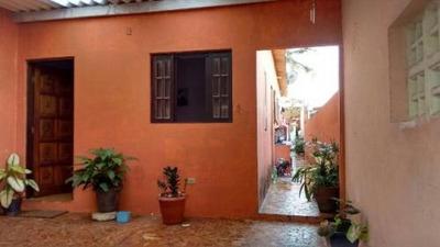 Casa Lado Praia Em Itanhaém! ?com 02 Quartos, Escritura.