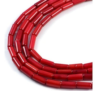 Vendo Sarta De Coralina Roja Original