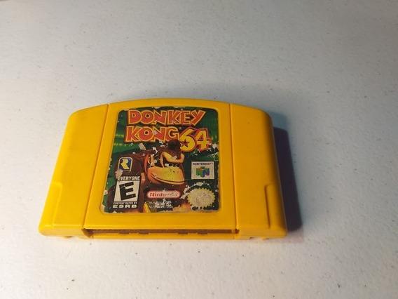 Donkey Kong 64 Original Nintendo 64 N64 Americano