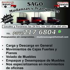 Mudanzas Y Fletes Sago Leon Guanajuato