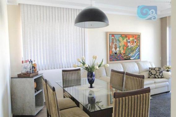 Apartamento À Venda, Praia Das Astúrias, Guarujá. - Ap4334