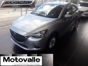 Mazda 2 Touring Sedan Automatico Plata Estellar 2020