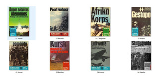 Segunda Guerra Mundial, Libros Pdf, $2 Cada Libro