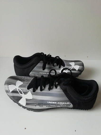 Spikes Atletismo Velocidad Under Armour 26.5 Mx