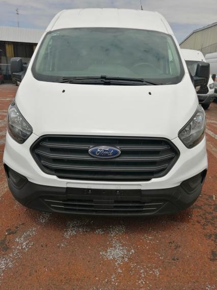 Transit Van Larga Custom 2020 Diesel