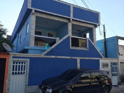 Casa A Venda No Bairro Senador Vasconcelos Em Rio De Janeiro - Vendo Casa+ 4 Kitnet-1