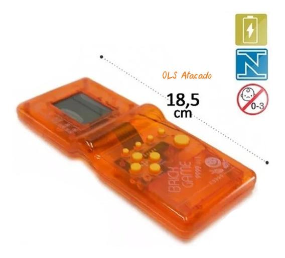 5 Super Mini Game Portátil 999 In 1 Brick Game Modelo Antigo