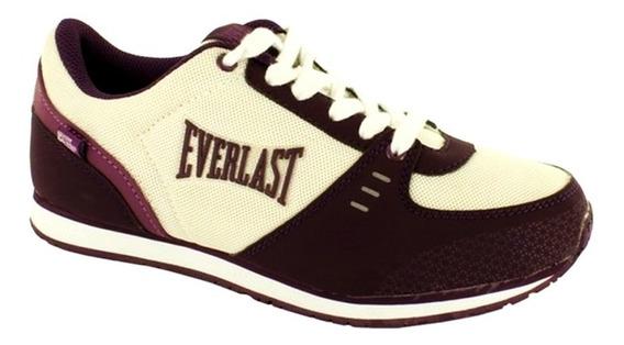 Tênis Sapato Everlast Pink Elw-560 Feminino. N-35