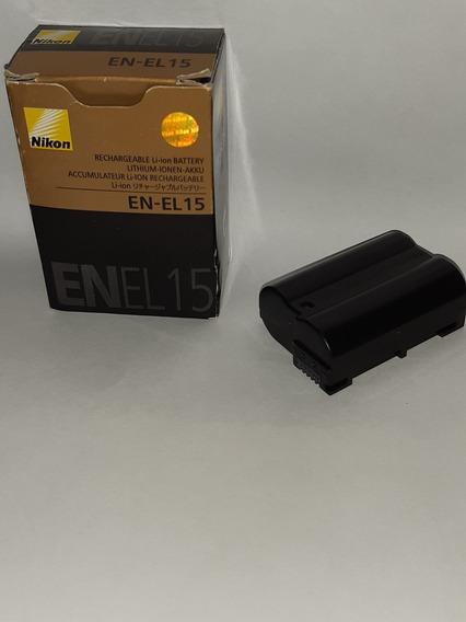Bateria Recarregavel De Li-ion P:camera Nikon M:en-el15