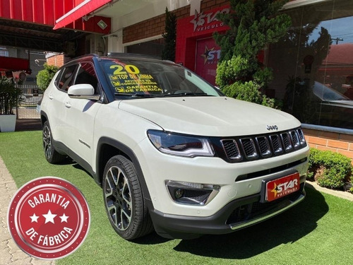 Jeep Compass Limited 2020 Starveículos