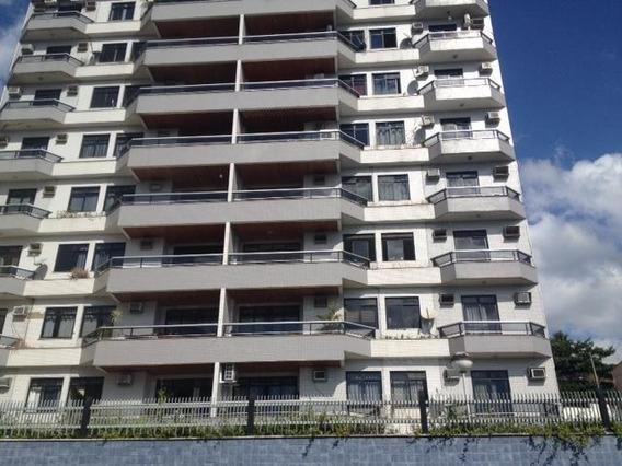 Apartamento Para Venda Em Volta Redonda, Jardim Normândia, 3 Dormitórios, 1 Suíte, 3 Banheiros, 2 Vagas - 107