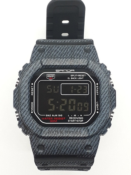 2 Relógios Masculino À Prova D