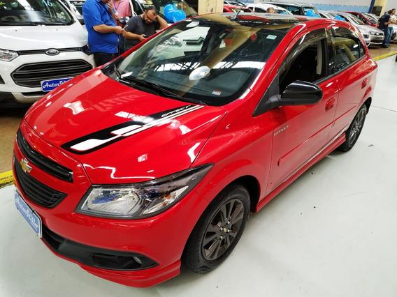 Chevrolet Onix Effect 1.4 Flex 2015 (completo + My Link)