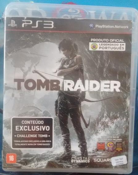 Tom Raider Ps3